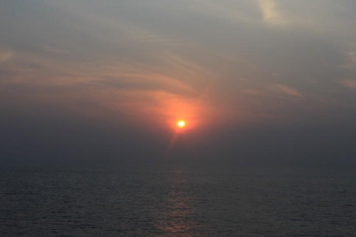 Good morning, India